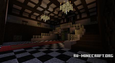 Скачать Tomb Raider III - Lara's Home для Minecraft