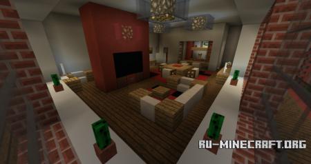 Скачать Liberty Tower для Minecraft