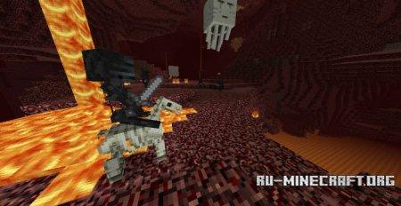Скачать Veteran Supreme для Minecraft PE 1.5