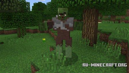 Скачать Mutant Creatures для Minecraft PE 1.5