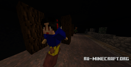 Скачать Snow White's Adventure Remake для Minecraft