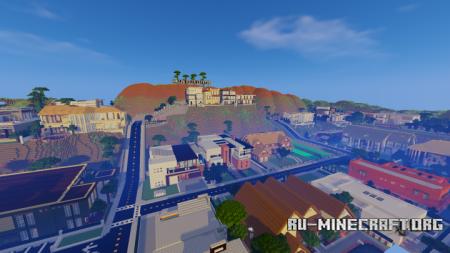 Скачать Valley Hills Estates для Minecraft