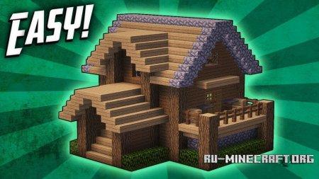 Скачать Get Back to Home для Minecraft 1.13