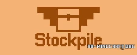 Скачать Stockpile для Minecraft 1.13