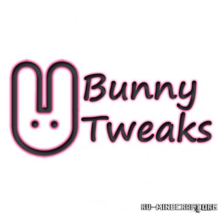 Скачать Bunny Tweaks для Minecraft 1.13