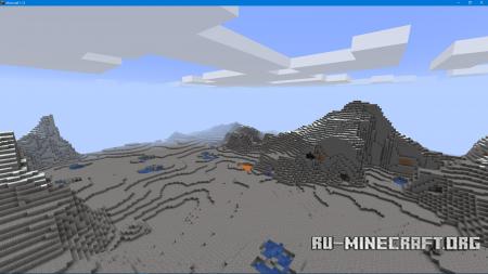 Скачать Wastelands для Minecraft 1.13