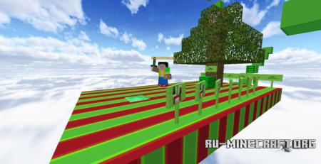 Скачать Unfair Unspeakable - Parkour Edition 2 для Minecraft
