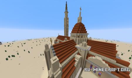 Скачать Basilica для Minecraft