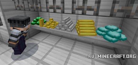 Скачать Riches для Minecraft PE 1.5