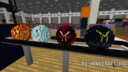 Скачать Tenpin Bowling для Minecraft