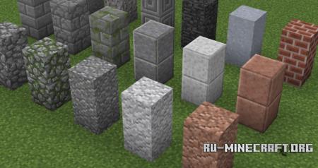 Скачать Default Patch [16x] для Minecraft 1.13