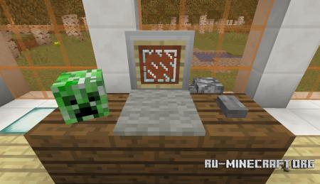 Скачать The First One для Minecraft