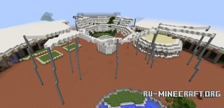 Скачать Epcot Center для Minecraft