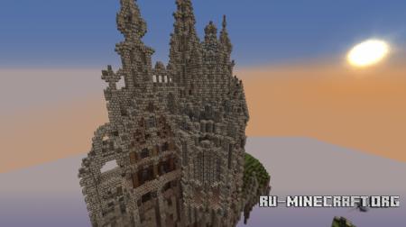 Скачать Mountain Townhall для Minecraft