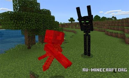 Скачать The Farlanders для Minecraft PE 1.5