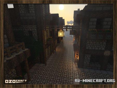 Скачать OzoCraft [32x] для Minecraft 1.13