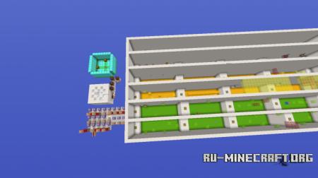 Скачать Legopitstops Parkour для Minecraft