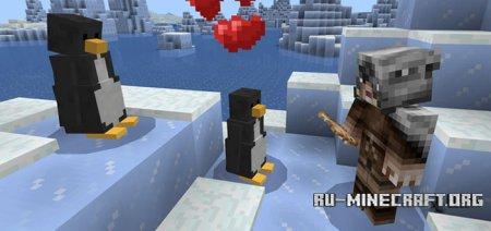 Скачать Penguin для Minecraft PE 1.5
