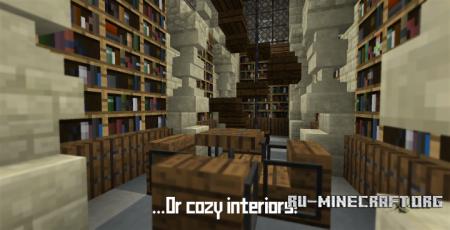 Скачать Farbenlehre Medieval [16x] для Minecraft 1.13