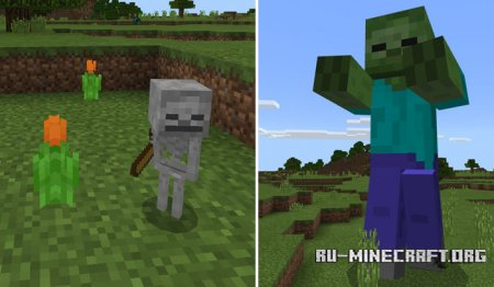 Скачать Items From для Minecraft PE 1.4