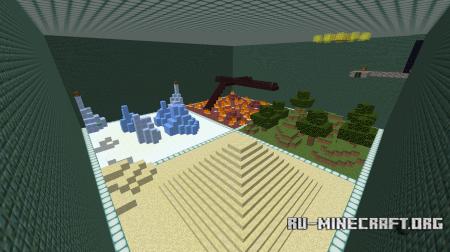 Скачать The Aquatic Update для Minecraft
