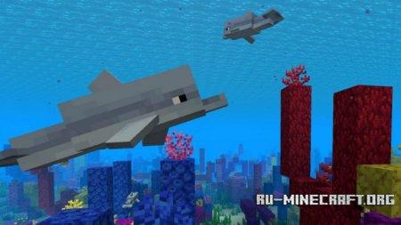 Скачать Dorsim для Minecraft 1.13