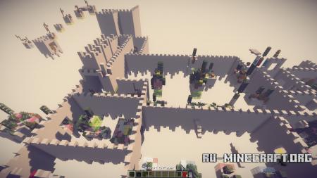 Скачать Raycast Parkour для Minecraft