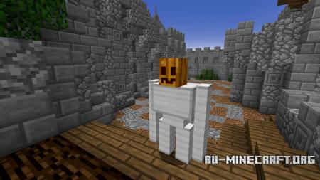 Скачать Default Plus [16x] для Minecraft 1.13