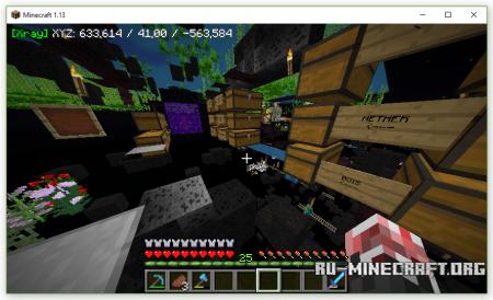 Скачать Rift Xray для Minecraft 1.13