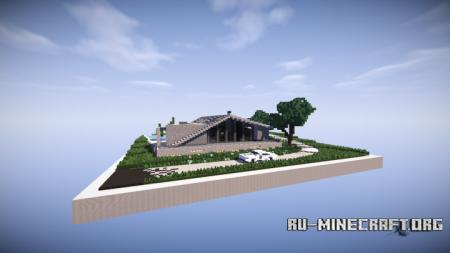 Скачать Arkann - Frame House Conversion для Minecraft