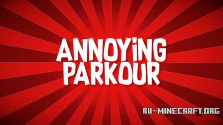Скачать Annoying Parkour для Minecraft