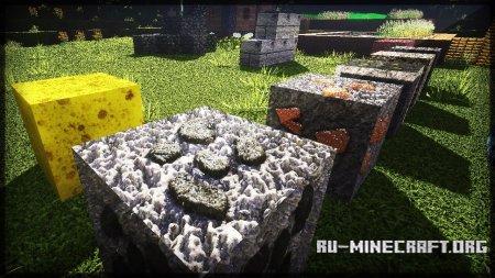 Скачать Mn3 Ultra Realistic [512x] для Minecraft 1.13