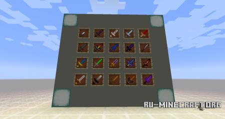 Скачать Random Loot для Minecraft 1.12.2