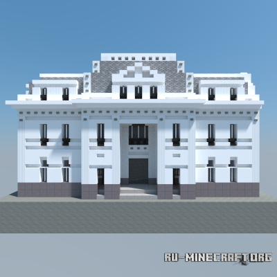 Скачать Santiago Central Post Office для Minecraft