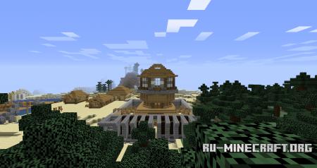 Скачать RandomCoolBuild для Minecraft