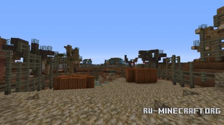 Скачать Fallout Vault/Wasteland для Minecraft