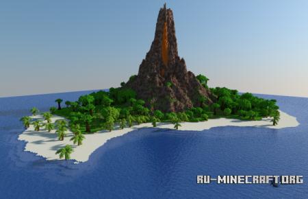 Скачать Tropicano для Minecraft