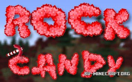 Скачать Rock Candy для Minecraft 1.12.2