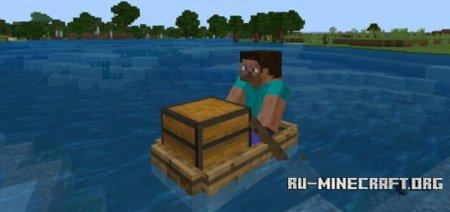 Скачать VanillaEX для Minecraft PE 1.6
