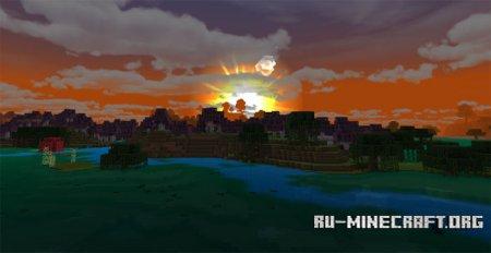 Скачать ZeusoPack [16x16] для Minecraft PE 1.5