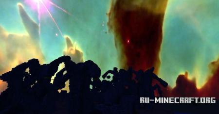 Скачать Pillars of Creation [512x] для Minecraft 1.13