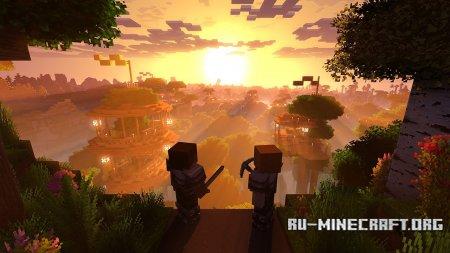 Скачать RealWorld для Minecraft 1.12