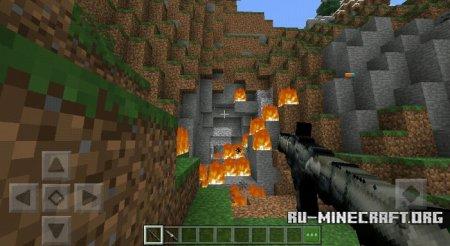 Скачать Rocket Launcher для Minecraft PE 1.5