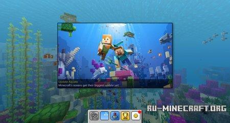 Скачать UIPack Resource для Minecraft PE 1.5