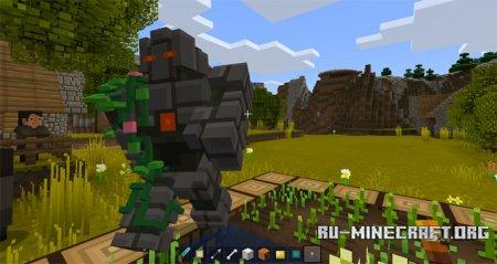 Скачать BlockPixel [16x16] для Minecraft PE 1.4