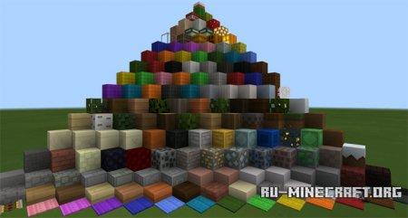Скачать Paper Cut-Out [16x16] для Minecraft PE 1.5