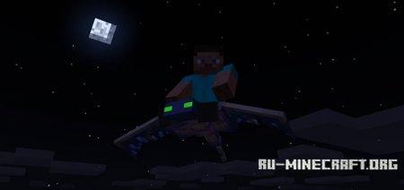 Скачать Rideable Phantom для Minecraft PE 1.6