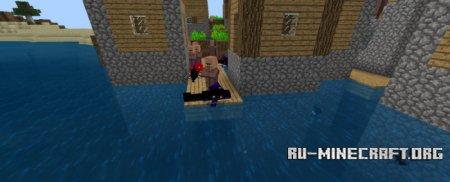 Скачать The Orca для Minecraft PE 1.5