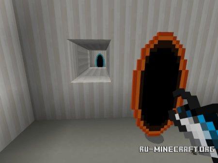 Скачать Portal Gun для Minecraft PE 1.5