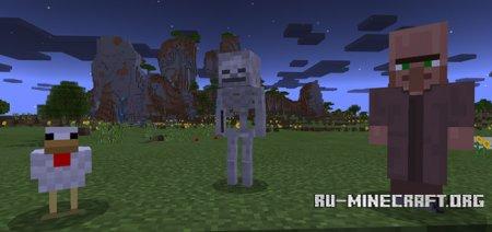Скачать Mo' Bends для Minecraft PE 1.5
